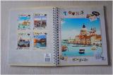 Тетрадь книги тренировки бумаги студента изготовленный на заказ канцелярских принадлежностей школы дешевая навальная спиральн