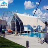 Gewebe-Dachspitze-im Freien freie Festzelt-Luxuxaluminiumzelte für Ereignis