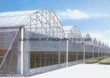 Construcción prefabricada del acero de la luz del proyecto de la estructura de acero