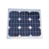 économie d'énergie renouvelable mono Solar&#160 de la haute performance 20W ; Panneau
