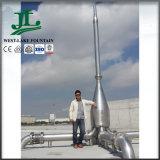 138 mètres de haut Vaporisateur