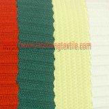Tejido de poliéster teñido jacquard Tela de fibra química de la capa del juego vestido de la mujer Textiles para el hogar