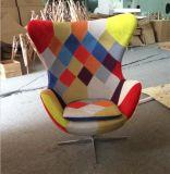Moderner Ei-Stuhl-/Swan-Stuhl mit PU für ledernen Möbel-und Büro-Stuhl