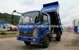 Тележка Tipper тележки сброса 4X2 Китая Sinotruk Cdw