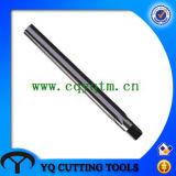 Ручная развертка Pin конусности 1:50 HSS с прямой каннелюрой/спиральн каннелюрой
