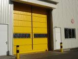 アルミ産業のローラーの高速のドア