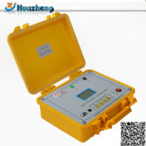 Mais vendido 25mA 0.5kv ~ 10kv Digital Insulation Resistance Megger Tester
