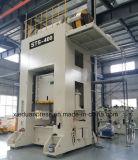 Máquina de perfuração 400ton do frame de H com o inversor da freqüência do delta de Formosa, protetor hidráulico da sobrecarga de Japão Showa