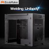 2015高品質のEcubmaker 3Dの印字機