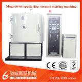 Máquina de capa plástica del cromo de la farfulla del magnetrón del ABS, vacío de la deposición de Chrominum que metaliza la máquina