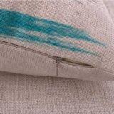 بينيّة زخرفيّة قطر كتّان يطبع أريكة وسادة حالة بدون يحشو ([35ك0015])