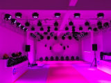 記者会見のための84*3W多機能LEDのライト