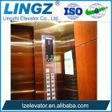 levage de marque de l'ascenseur 0.4m/S Lingz du passager 400kg pour le restaurant