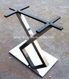 두꺼운 무쇠 테이블 기초 다리 또는 Chorme 가구 다리 (LL-BC083)