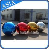 De commerciële Ballon van de Spiegel van de Bal van de Spiegel Opblaasbare, Decoratieve Opblaasbare, de Opblaasbare Bal van de Spiegel
