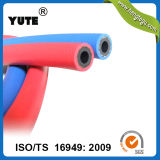 Hochdruck-SGS-anerkannte flexible Faser-Flechten-Gummiluft-Schlauch