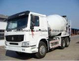 Sinotruk HOWO Euro2 8 Kubikmeter-konkreter Durchfahrt-Mischer-LKW-niedriger Preis für Verkauf