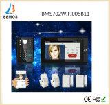 """Камера IP дверного звонока внутренной связи телефона двери популярного 7 """" пароля WiFi беспроволочного RFID видео-"""