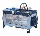 En716 a reconnu le lit de camp portatif de course de bébé de Playpen/de bébé