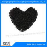 Gránulos del plástico de PA66 GF25
