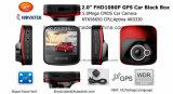 """2.0 """" HD TFTの小型車のブラックボックスのダッシュCamcoder DVR; Ntk966560 FHD 1080P車のデジタルビデオレコーダー、5.0m Aptina Ars0330のカメラ、駐車制御、車のブラックボックス"""