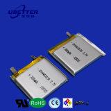 Батарея 3.7V Li-Полимера цены по прейскуранту завода-изготовителя 380mAh перезаряжаемые
