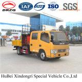 10m Dongfeng Vertical Lift Lift Platform Truck Euro5