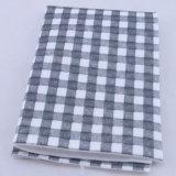 Panno di pulizia non tessuto perforato ago di bambù del tessuto della fibra