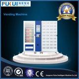 Coin Operated fábrica de proveedores Gran Máquina expendedora Productos La red