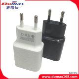 Samsung旅行充電器のための2 USBの充電器の携帯電話の小道具