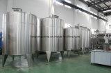 machine de remplissage emballée par 3in1 d'eau potable pour la bouteille d'animal familier