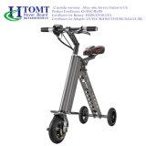 """O """"trotinette"""" esperto elétrico o mais novo da mobilidade do assento dobro de duas rodas E de 2016 China"""