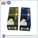 Rectángulos de empaquetado de encargo de la impresión en offset