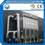 Colector de polvo del filtro de bolso de la fábrica de la industria