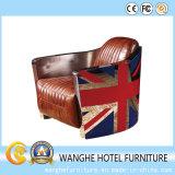 Cadeira secional do lazer moderno da mobília da bandeira de América do sofá