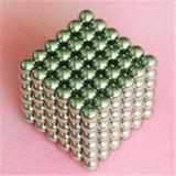 esfera magnética de 5mm com o cubo de 216 esferas