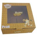 Boîte-cadeau épaisse Fp70060 de panneau de ping-pong