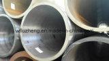S355 tubo, tubo de acero mecánico de S355j2h, tubo sin soldadura S 355jrh En10210