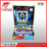 Máquina de jogo a fichas superior do entalhe do casino da tabela de China