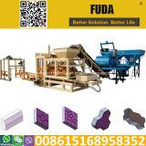 Automatische Produktionsanlage-Verkäufe Afrika des Ziegelstein-Qt4-15