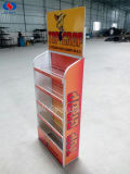 베스트셀러 공장 공급자 자유로운 서 있는 금속 와이어 5 층 진열대