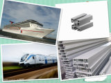 Mittellinien-Aluminiumprofil-Bearbeitung-Mitte Parker CNC-vier