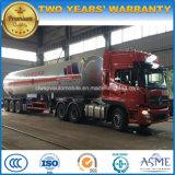 60 CBM M3の液化ガスタンクトレーラートラック60000リットルのLPGの輸送の