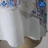 Rundes Muffen-Drucken-Form-Gefäß-Kleid