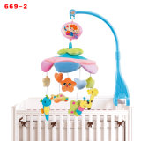 Het Hangende Stuk speelgoed van het Bed van de Zuigeling van het Speelgoed van het Bed van de Baby van de Pluche van de douane