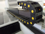陶磁器の壁タイル、ガラスおよび木の印刷3D映像のための高品質4 ' X 8 'の紫外線プリンター