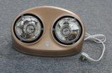 Calentador infrarrojo del techo del cuarto de baño de 2 lámparas
