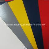 tela incatramata rivestita sole-resistente del PVC delle superfici impermeabili eccellenti