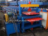 機械を形作る836+840屋根瓦の二重層ロール