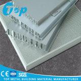 Het hoge Akoestische Aluminium Geperforeerde Plafond van de Honingraat van Comités